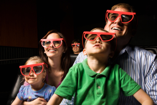 All About the Moody Gardens 3D Theater