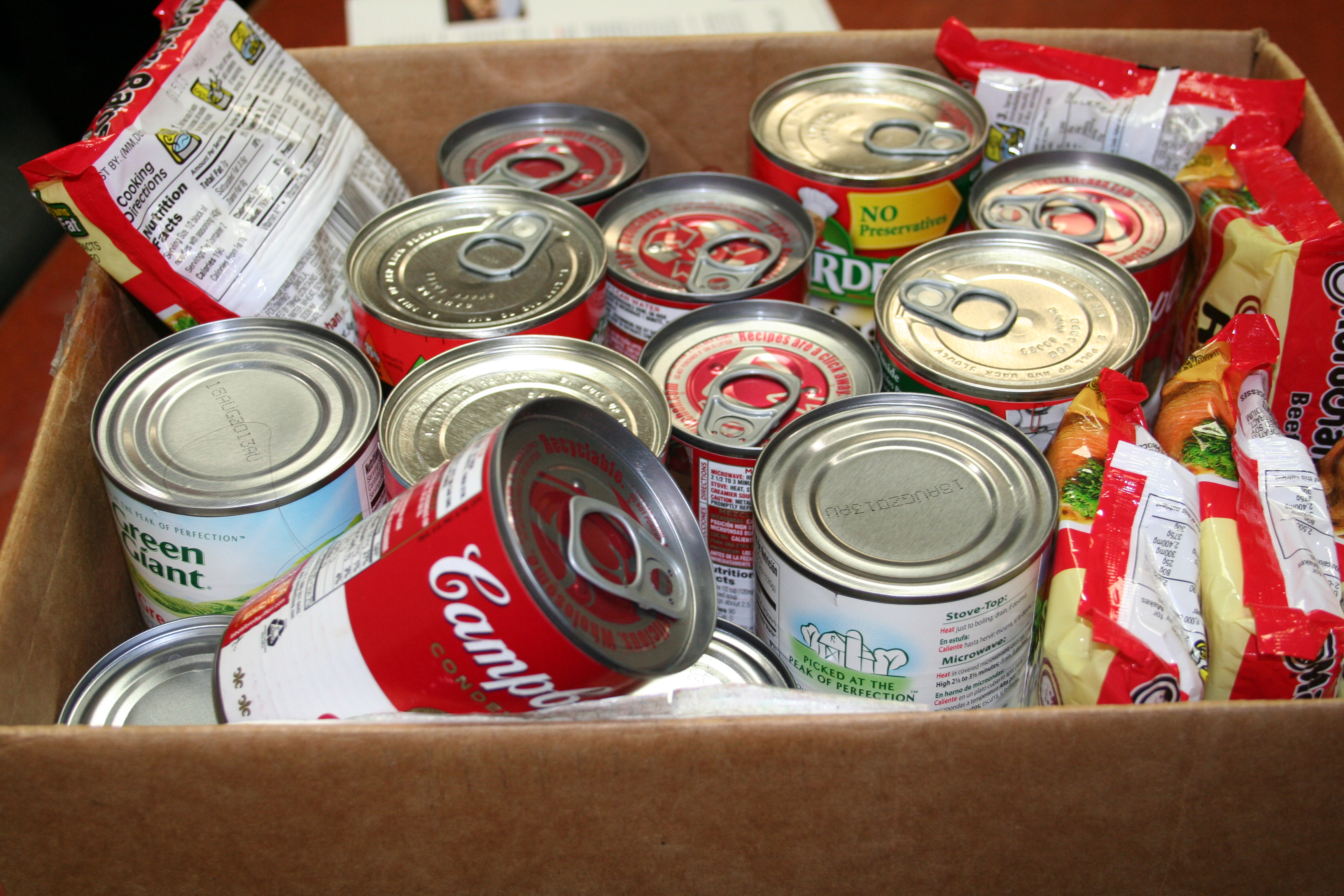 Moody Gardens Giving Back: Festival of Lights Food Drive