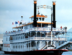 All About the Colonel Paddlewheel Boat