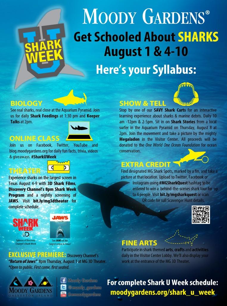 Shark U Week
