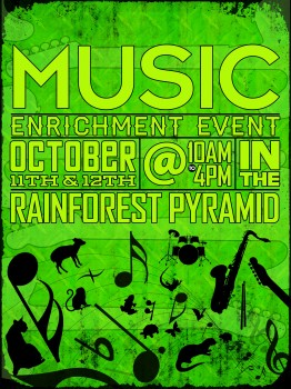 GREEN MUSIC ENRICHMENT
