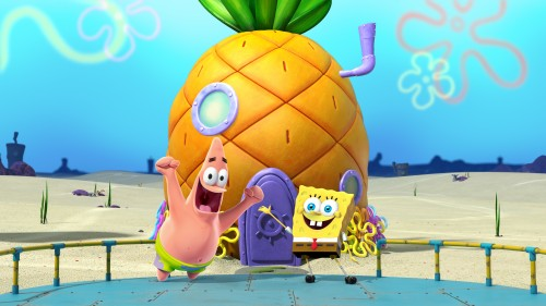 SpongeBob SubPants Still Image